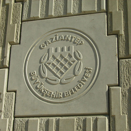 CTP Fiberglas Logolu Beton Kalýbý 22