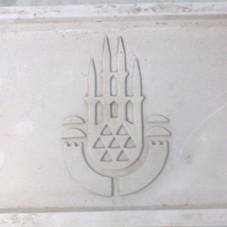 CTP Fiberglas Logolu Beton Kalýbý 30