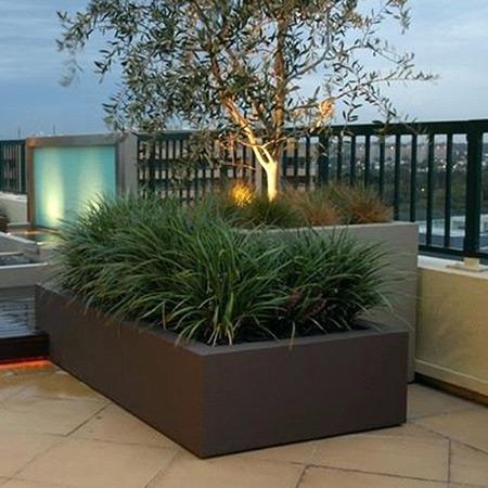 FRP Fiberglas Special Design Topfpflanzen 13