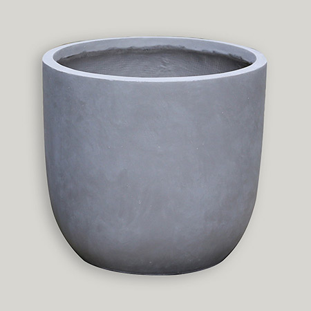 Round Conical Fiberglass GRP Flower Pot 3