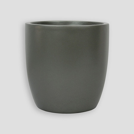 Round Conical Fiberglass GRP Flower Pot 7